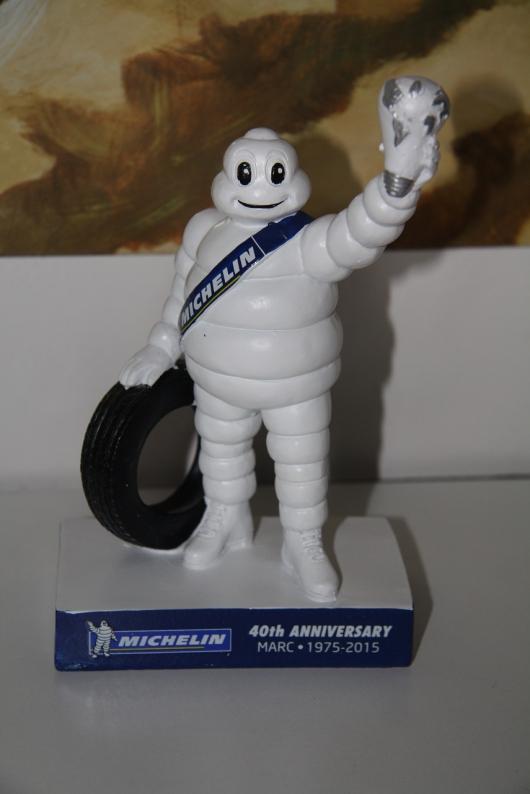 Michelin statue USA