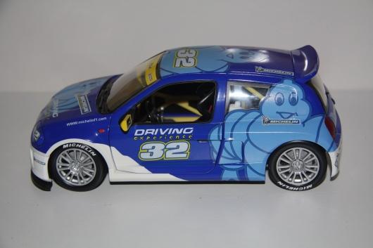 Renault Clio Michelin