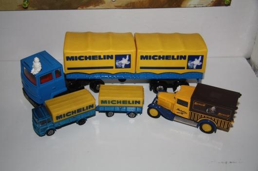 trucks mimiatuur