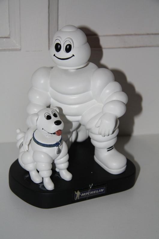 michelin met hond