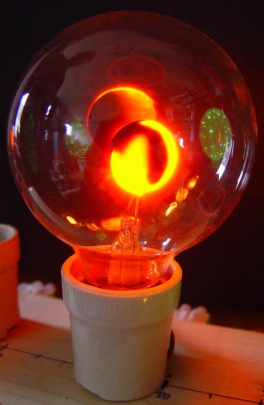 neon figuurlamp