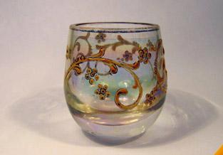 Verzameling antieke glaasjes