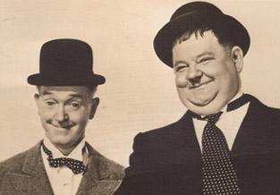Verzameling Laurel en Hardy