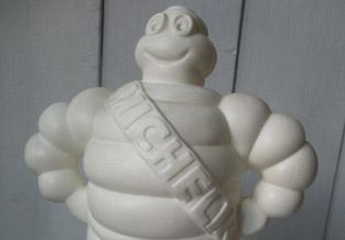 Verzameling Michelin van DannyNadine