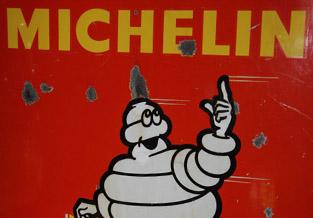 Michelin verzameling