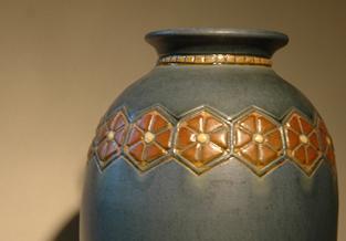 Mobach aardewerk verzameling