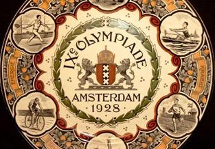 Verzameling Olympische Spelen 1928