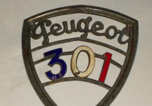 Verzameling Peugeot