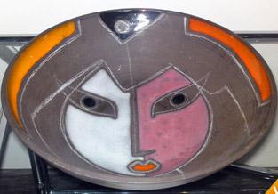 Verzameling Ravelli aardewerk